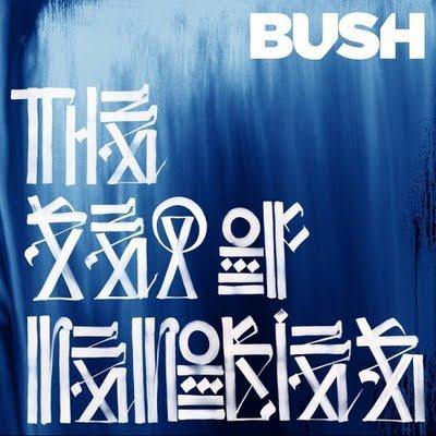 The Sea of Memories - Bush - cover album- 2011