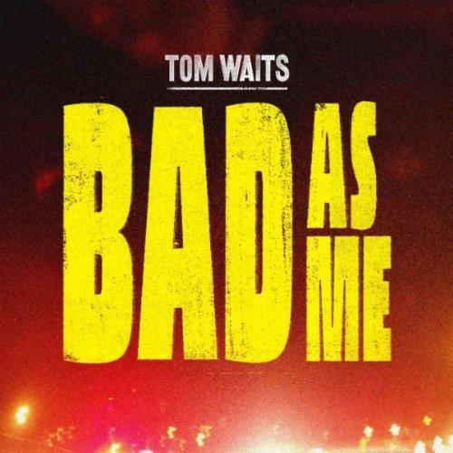 Capa do novo single de Tom Waits