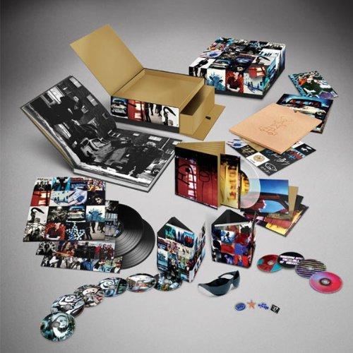 U2 comemora 20 anos do lançamento de Achtung Baby