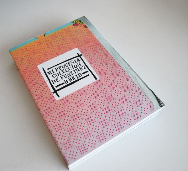Nekro (Boom Boom Kid) reúne 10 anos de fanzines em livro