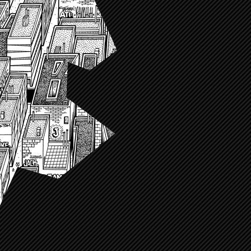 Primeira parte da capa de Neighborhoods