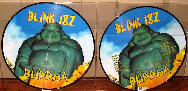 Buddha em Picture Disc