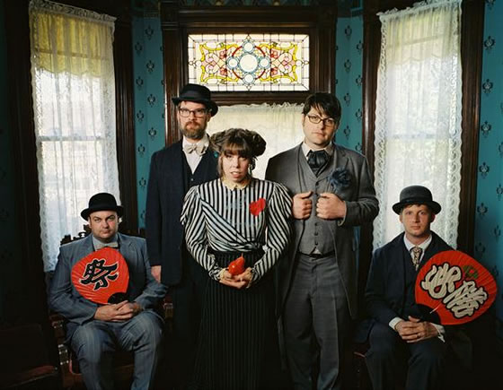 decemberists novo vídeo
