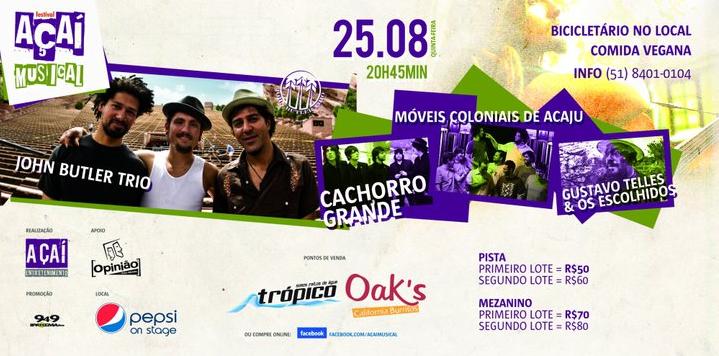 Festival Açaí Musical