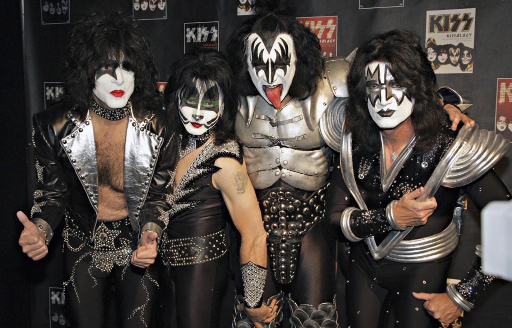 Novo álbum do KISS muito próximo de ser finalizado
