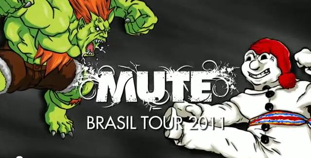 Mute no Brasil em Setembro