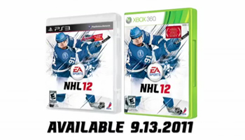 Trilha do NHL´12