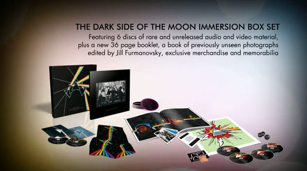 Pink Floyd - Dark Side Of The Moon (Boxset)