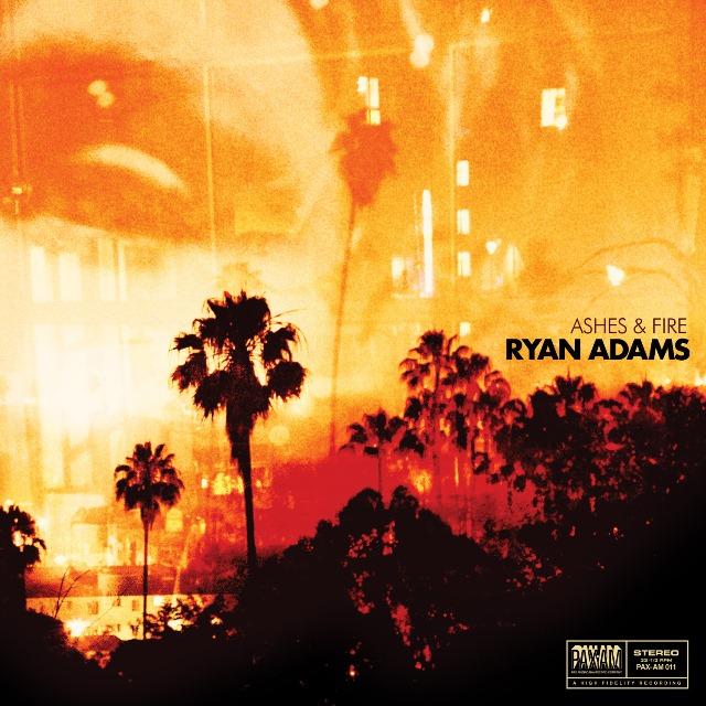 Ryan Adams divulga primeiro single e capa de novo álbum