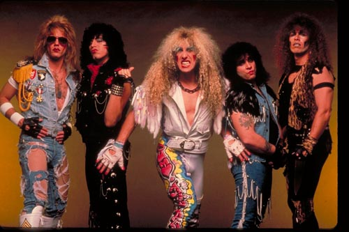 Twisted Sister Relança Álbum Ao Vivo