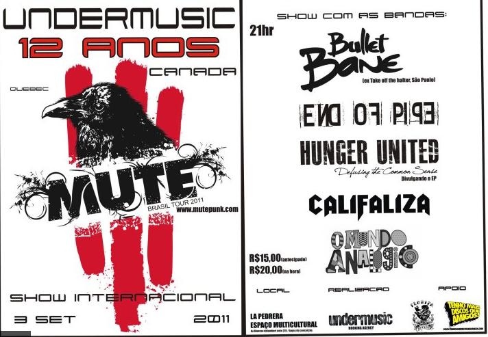 Undermusic 12 anos