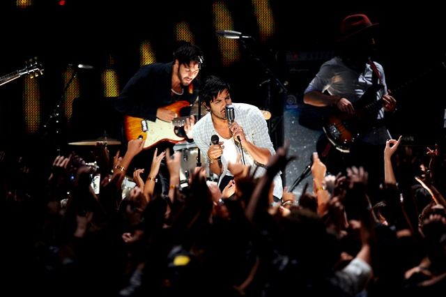 Young The Giant no VMA 2011