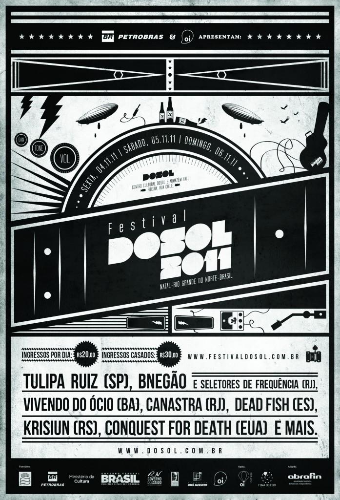 Festival DoSol 2011 anuncia sua programação