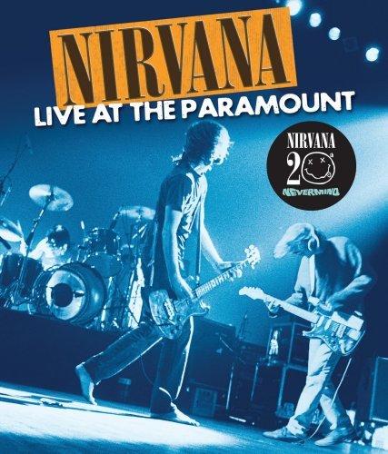 Dois clipes do Nirvana Live at the Paramount caem na web