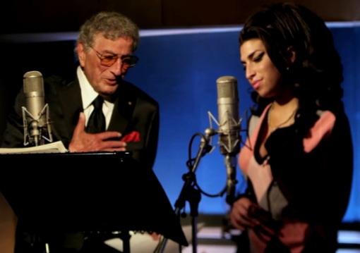 Clipe do dueto entre Amy Winehouse e Tony Bennett