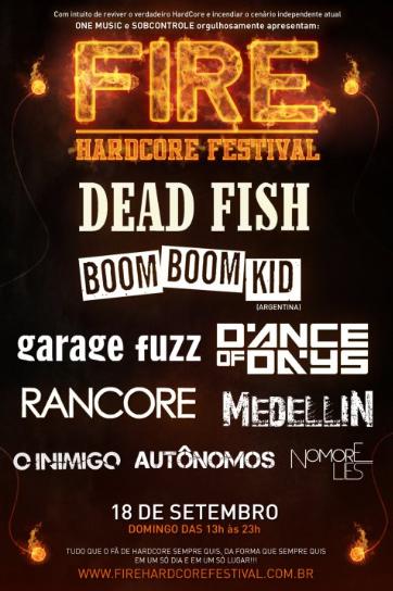 Fire Hardcore Festival
