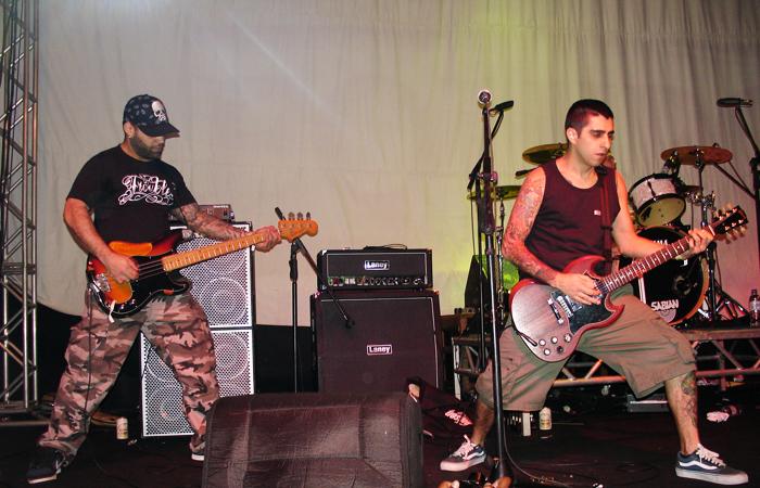 Medellin no Fire Hardcore Festival