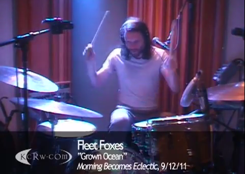 Fleet Foxes no KCRW