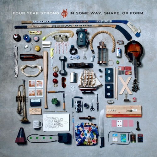 Four Year Strong - In Some Way, Shape Or Form