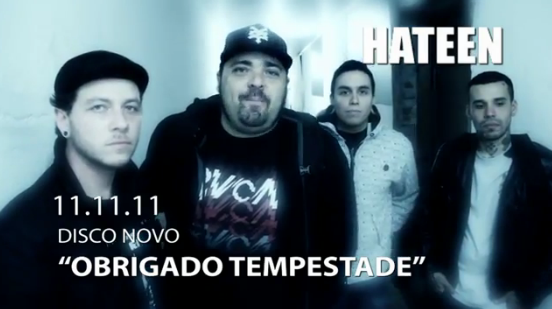 Hateen anuncia disco novo