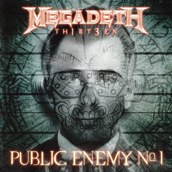 megadeth public enemy