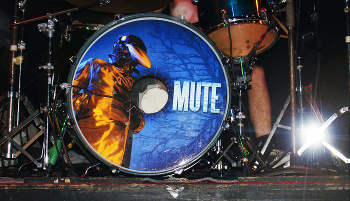 Mute traz seu punk rock canadense ao Brasil