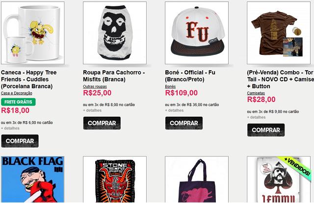 Promoção de vale-compras na Idealshop