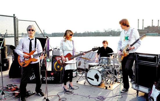 Colêtanea do Sonic Youth será lançada dia 31 de Outubro.
