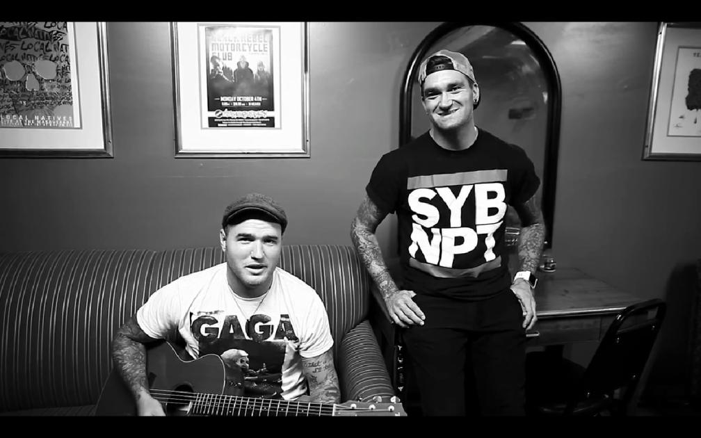 Confira o New Found Glory desplugado