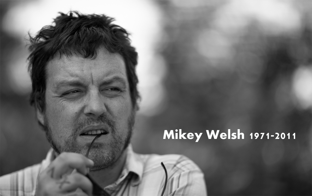 Mikey Welsh é encontrado morto