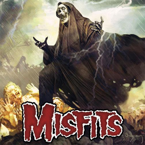 Misfits libera novo álbum em stream