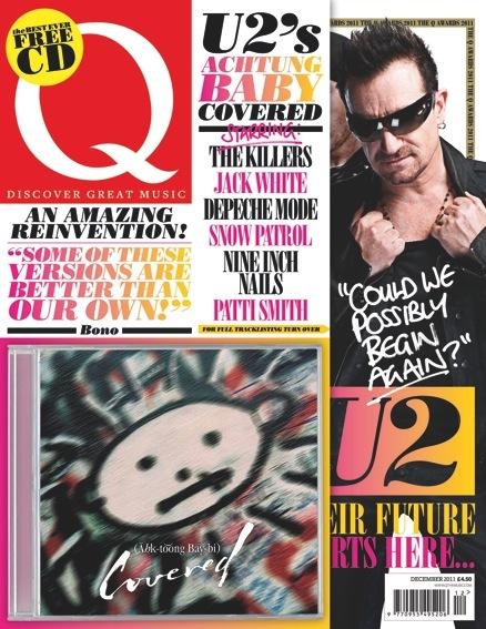 Grandes nomes fazem tributo ao U2