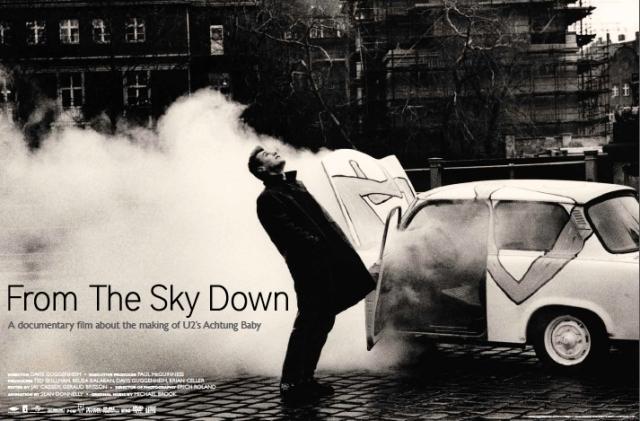 Resenha do documentário From the Sky Down - U2