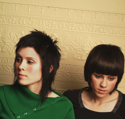 Tegan and Sara lançarão CD/DVD