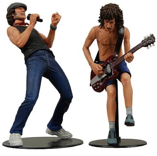 Bonecos AC/DC