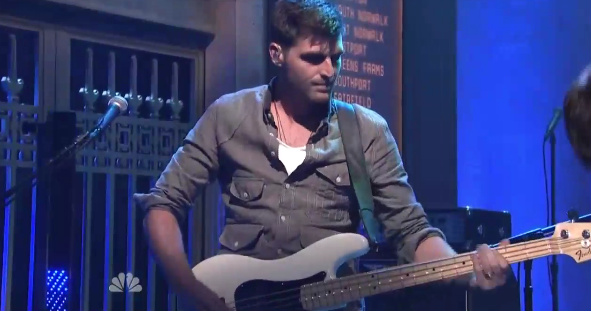 Foster The People no Saturday Night Live