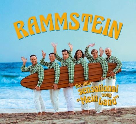 Rammstein lança Mein Land
