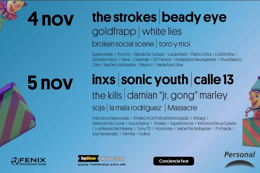 Acompanhe a programação do Personal Fest 2011