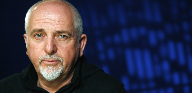 Antes de vir ao Brasil, Peter Gabriel Toca no Late Show with David Letterman
