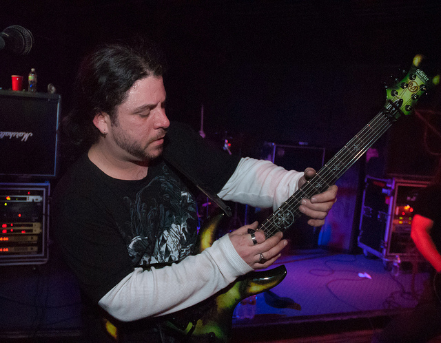 Cory Smoot, Guitarrista da GWAR, Faleceu