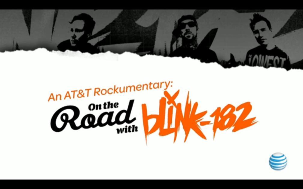 Fã produz documentário sobre o blink-182