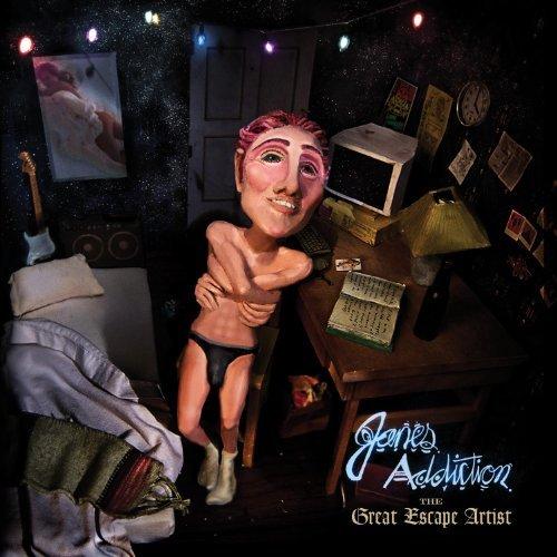 Jane's Addiction - The Great Escape Artist (2011) album cover