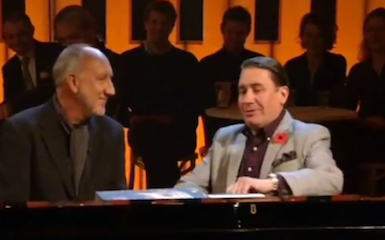 Jools Holland Grava Programa com My Morning Jacket, Florence And The Machine e Pete Townshend