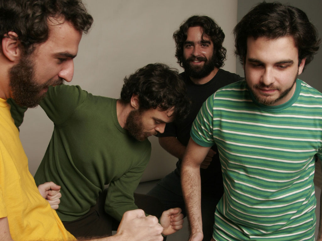 Los Hermanos vai fazer turnê em 2012