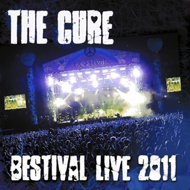 The Cure lançará álbum ao vivo de dezembro