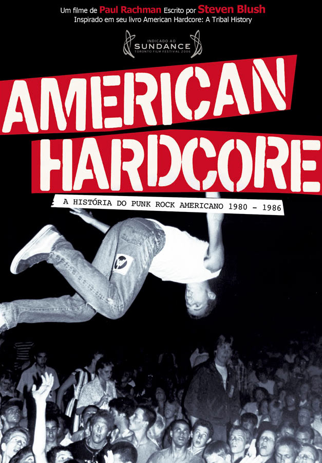 DVD American Hardcore