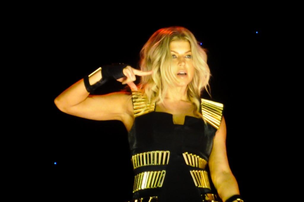 Black Eyed Peas no SWU 2011