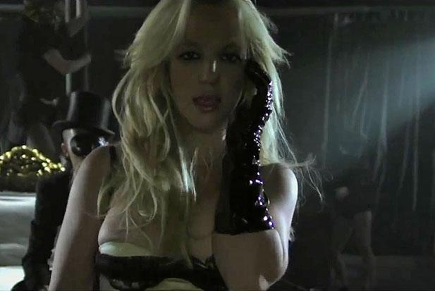 Vídeo remix de Britney e Marilyn Manson