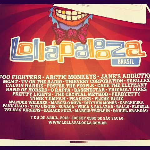 line up-lollapalooza
