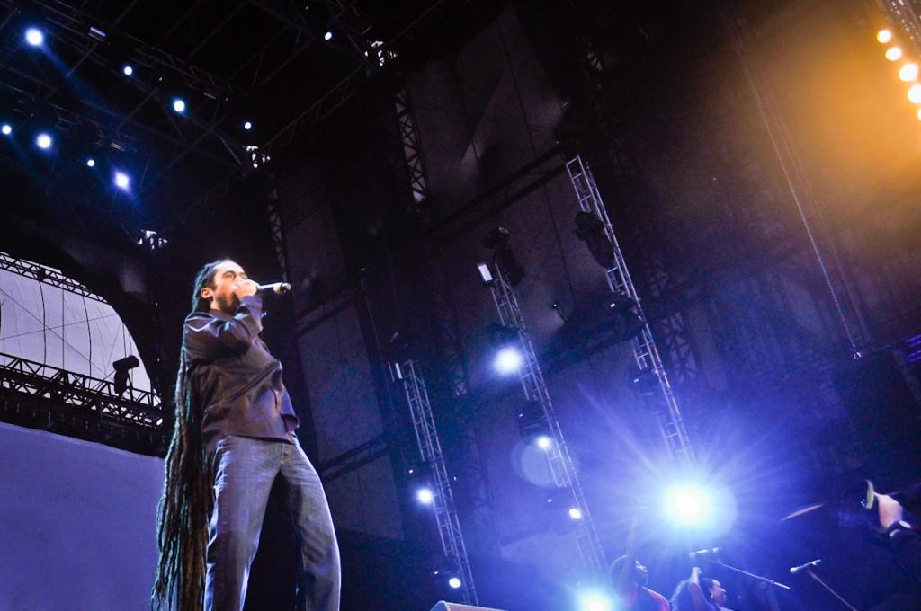 Damian Marley no SWU 2011